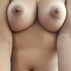 Medium tits of a co-worker - MACOME