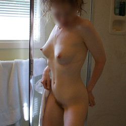 Small tits of my wife - Wife Lisa