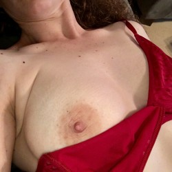 Medium tits of my wife - Bethany