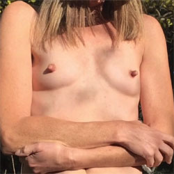 Nirvana Stroll - Nude Wives, Outdoors, Shaved, Amateur, Long Nipples