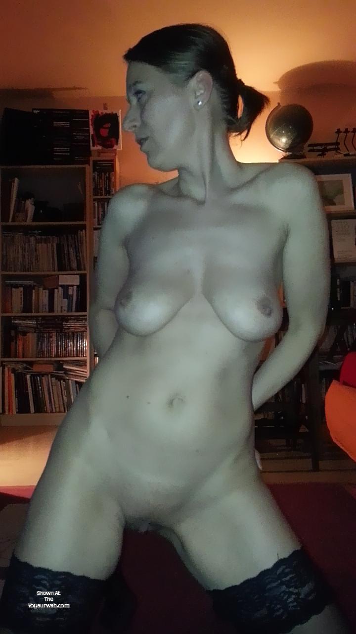 Pic #1 My medium tits - Kristine