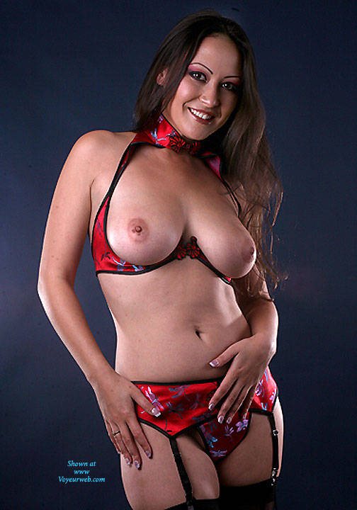 Hot Asian In Red - Asian Girl, Brunette Hair, Flashing, Huge Tits, Nipples, Perfect Tits, Showing Tits, Hot Girl, Sexy Body, Sexy Boobs, Sexy Face, Sexy Figure, Sexy Legs, Sexy Woman , Lingerie, Big Tits, Legs, Asian, Nude
