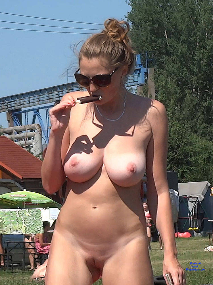 Shes Enjoying Being Nude Out In Public - Nudeshots-6155