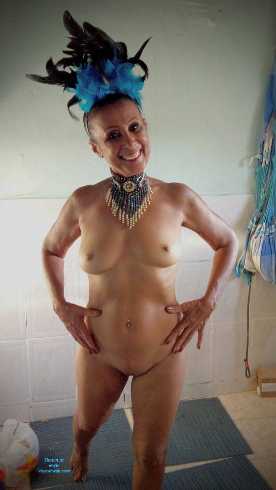 Carnival nude