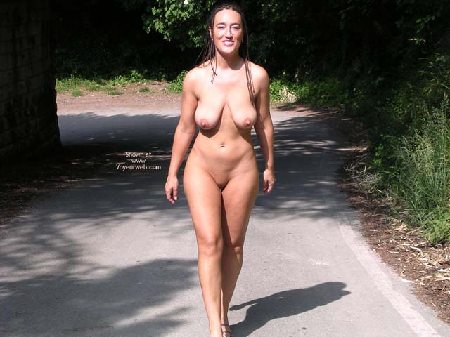 Pic #1 - Highway Girl Goes Country - Naked Country Girls