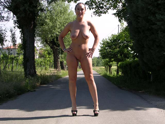 Pic #5 - Highway Girl Goes Country - Naked Country Girls