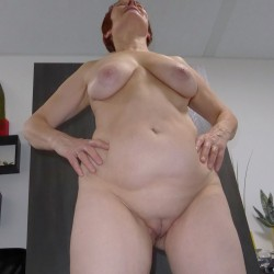 Large tits of my wife - Thora