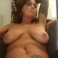 Just Buggs... Again - Big Tits, Brunette, Amateur, Tattoos