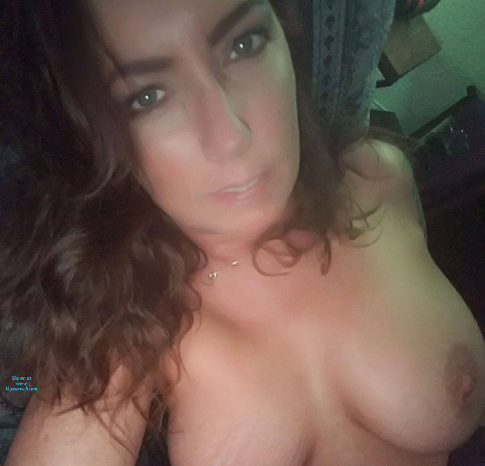 Pic #6 Buggs Loves To Feel Pretty - Big Tits, Brunette, Amateur