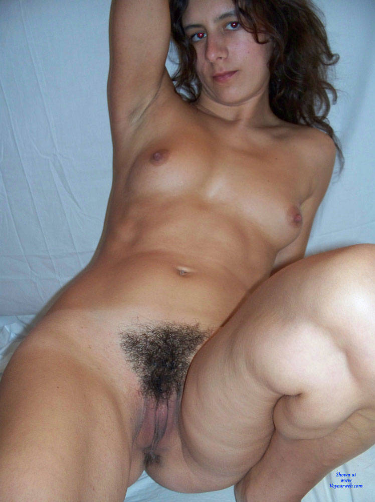 Naked amateur french girlfriend