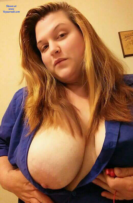 Pic #2 How Do You Like Me Now - Big Tits, Redhead, Amateur