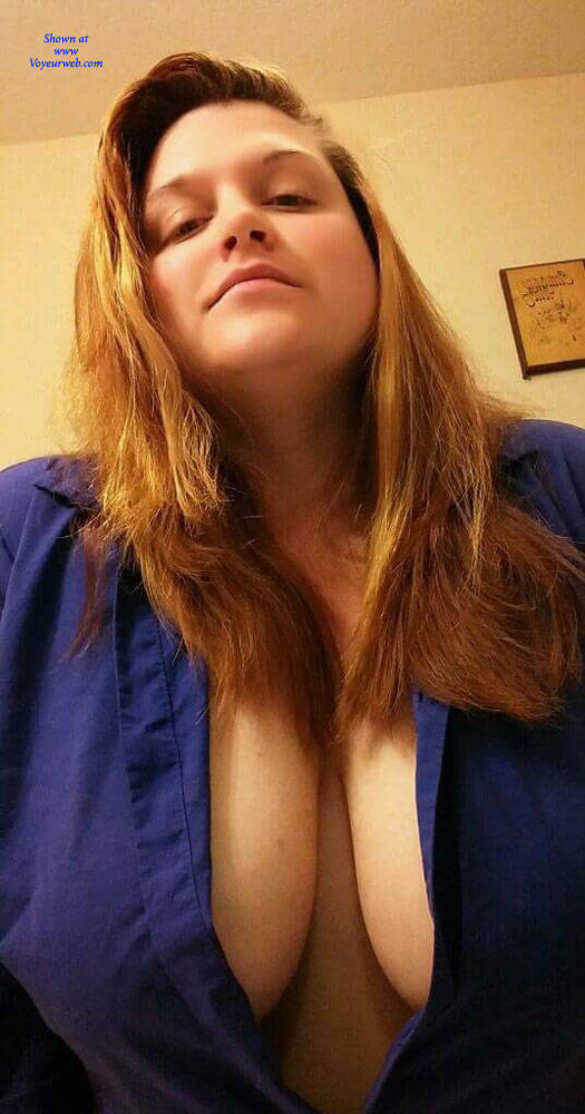 Pic #1 How Do You Like Me Now - Big Tits, Redhead, Amateur