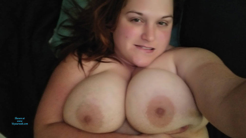 Pic #3 How Do You Like Me Now - Big Tits, Redhead, Amateur