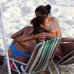 Couples In Janga Beach - Beach, Outdoors, Bikini Voyeur, Beach Voyeur