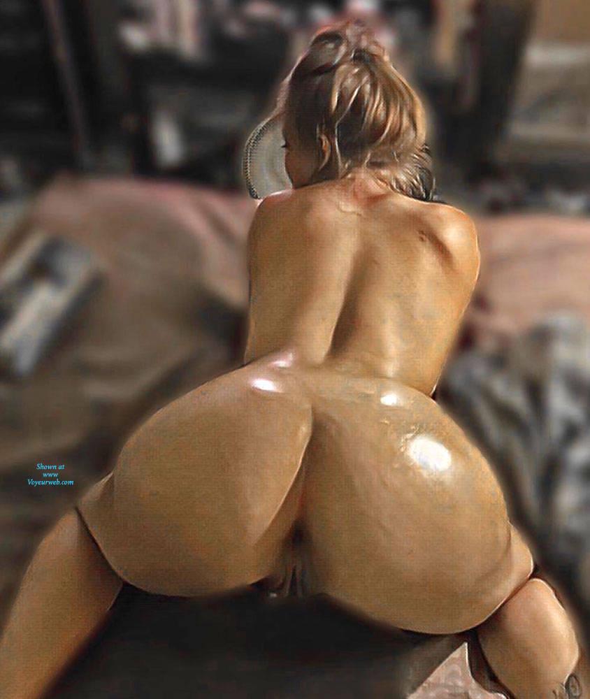 Pic #1 Big Ass - Nude Girls, Big Ass, Amateur