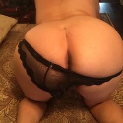 My girlfriend's ass - Melissa