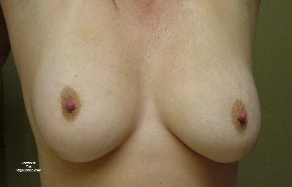 Pic #1 Large tits of my wife - CCinCO