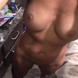 Small tits of a neighbor - Tiny Neighbor