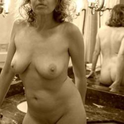 Medium tits of my wife - Brockton
