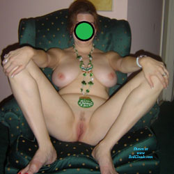 St Patricks Day Fun - Nude Girls, Big Tits, Bush Or Hairy, Amateur