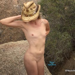 Nirvana's Desert Naked Pose - Brunette Hair, Exposed In Public, Full Nude, Naked Outdoors, Nipples, Nude In Nature, Shaved Pussy, Small Breasts, Small Tits, Hairless Pussy, Hot Girl, Naked Girl, Sexy Body, Sexy Face, Sexy Figure, Sexy Legs , Hat, Outdoors, Naked, Small Tits, Shaved Pussy, Legs