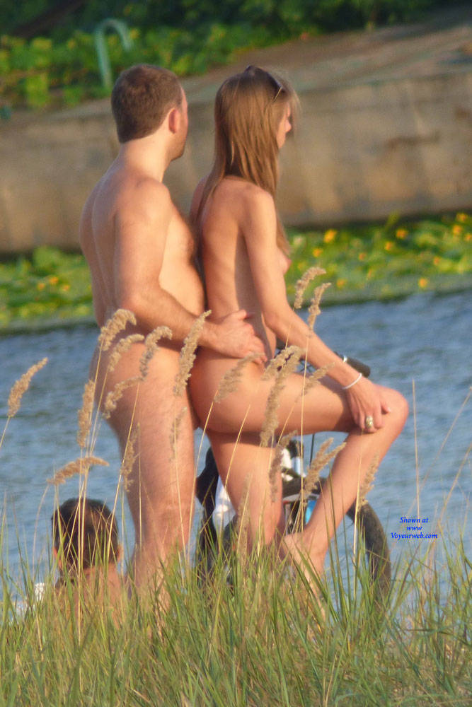 lovemaking on the beach