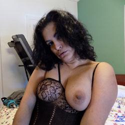 Mis Primeras Fotos Para Todos - Brunette, Amateur, Lingerie, Big Tits