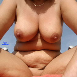On The Beach - Nude Girls, Beach, Big Tits, Outdoors