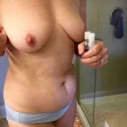 Amateur Wife Liz Panties - Amateur