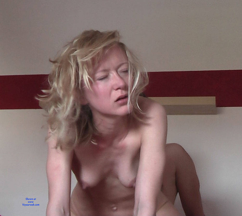 Pic #2 Deep Orgasmic - Blonde, Amateur