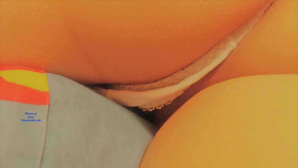 Pic #2 String Bikini Panties Tease Pt 2 - Close-ups, Amateur