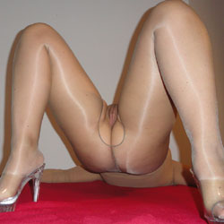 Crystal Shining - High Heels Amateurs, Lingerie