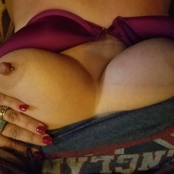 My medium tits - Nadia