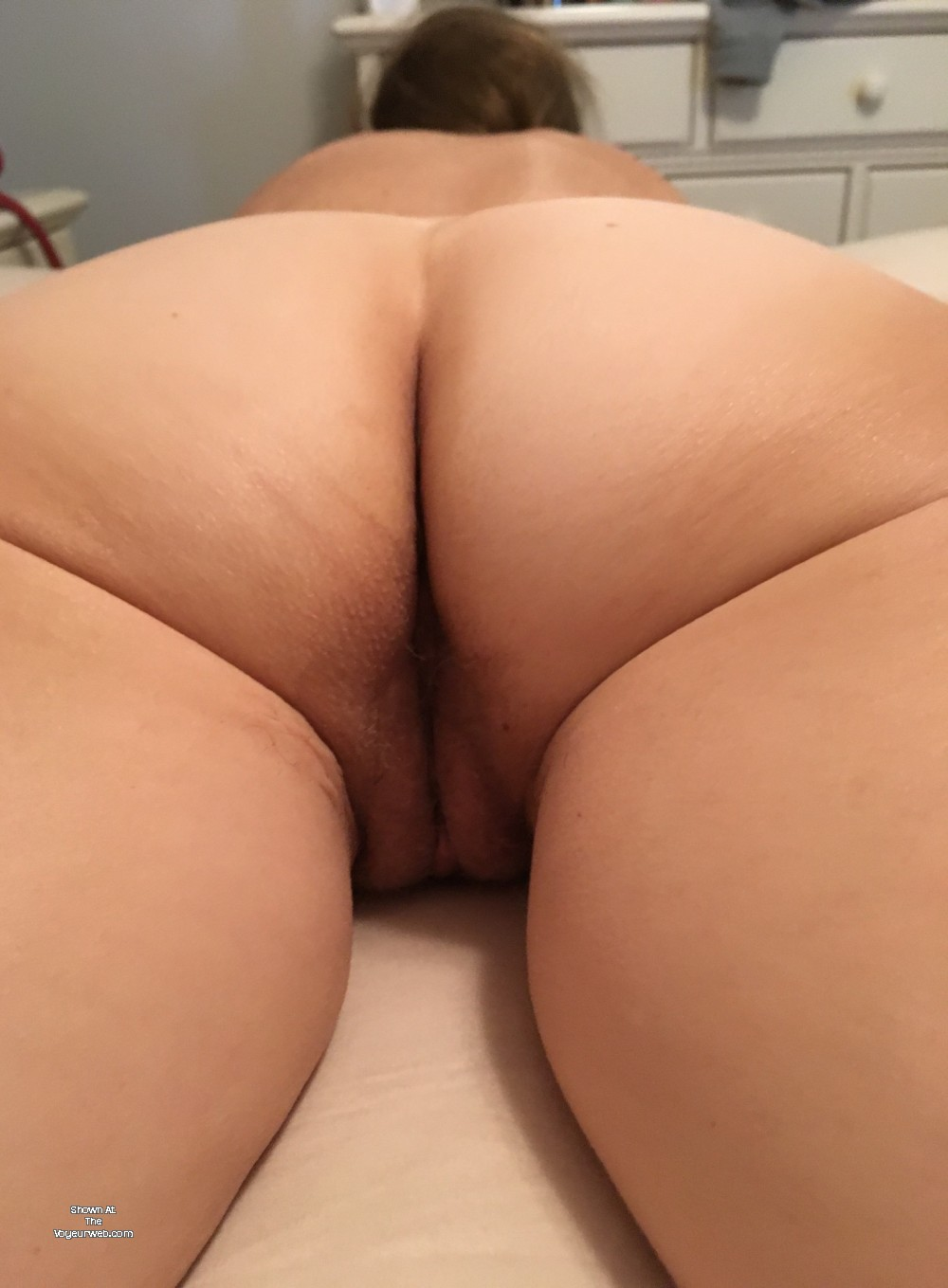 Pic #1 My wife's ass - My Wife -50+