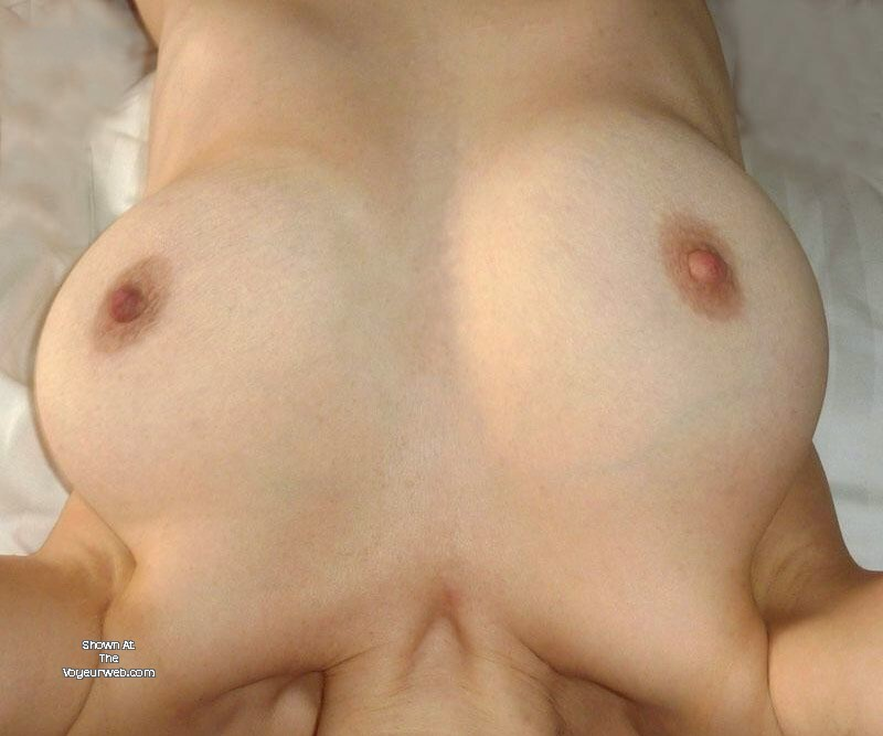 Pic #1 Large tits of my wife - AAA Sandy