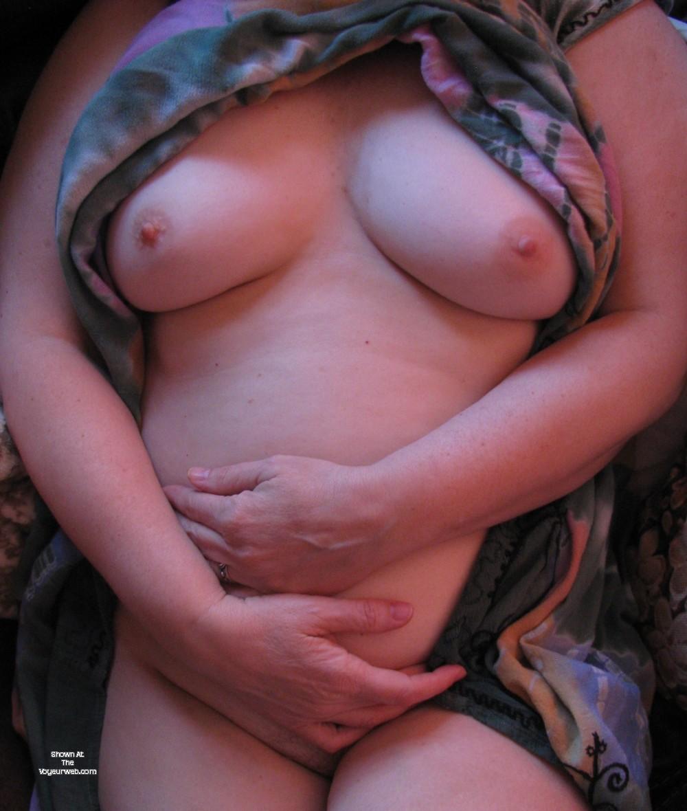 Pic #1 Medium tits of my wife - Camilla