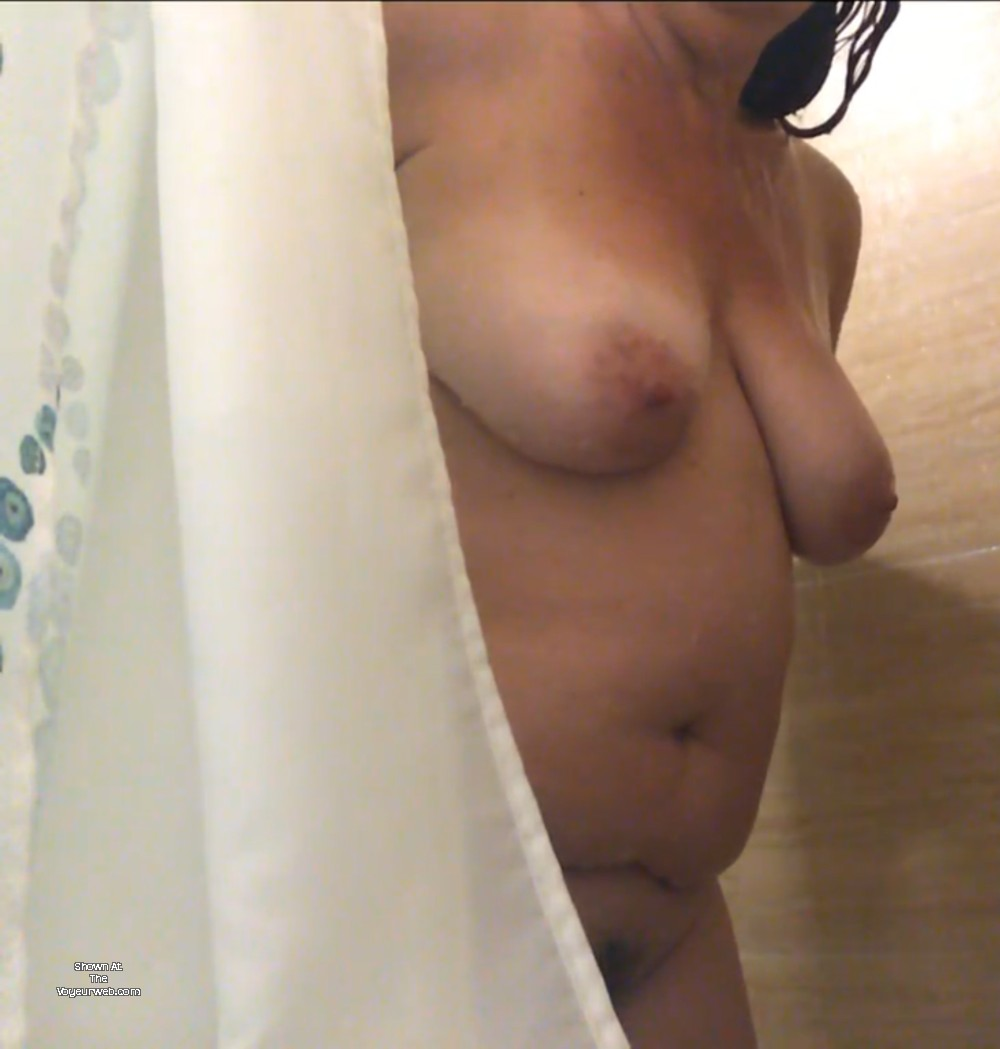 Pic #1 Medium tits of my wife - Horny Wife