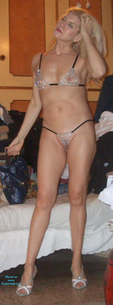 Pic #1 Paillettes - Blonde, Amateur