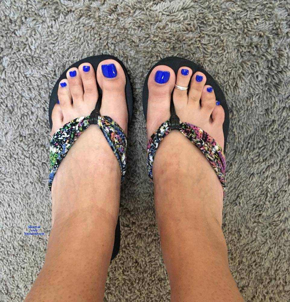Pic #2 Wife's Sexy Feet - Foot Pics