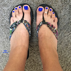 Wife's Sexy Feet - foot pics
