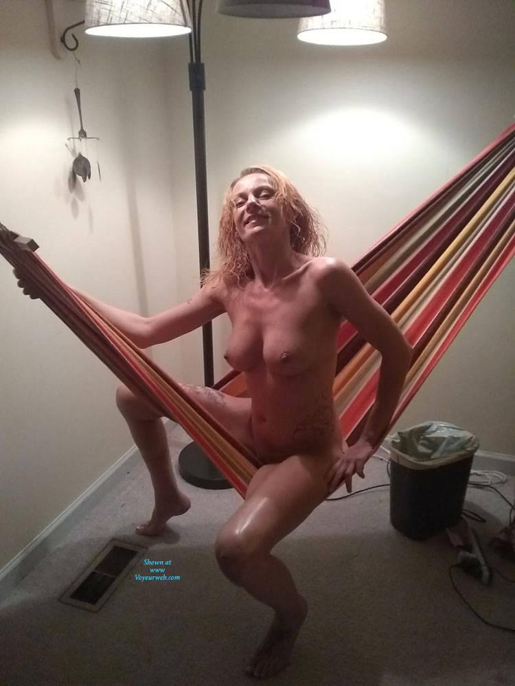 Pic #8 Hammock - Nude Wives, Big Tits, Amateur