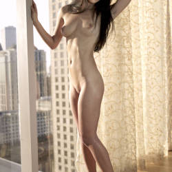 Pic #5 Annie - Nude Girls, Asian, Big Tits, Brunette