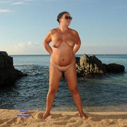 Al Mare - Nude Amateurs, Beach, Big Tits, Outdoors