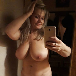 Some Home Selfies - Big Tits, Mature, Bush Or Hairy, Amateur