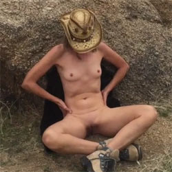 Nirvana On The Rocks - Nude Wives, Outdoors, Small Tits, Shaved, Nature, Amateur
