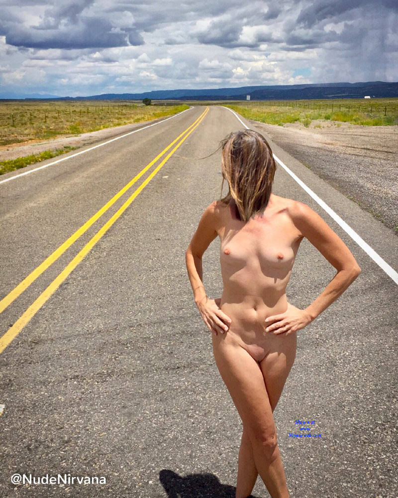 Pic #8 Nirvana Highway - Nude Wives, Public Exhibitionist, Outdoors, Amateur