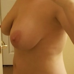 Large tits of my girlfriend - DCups
