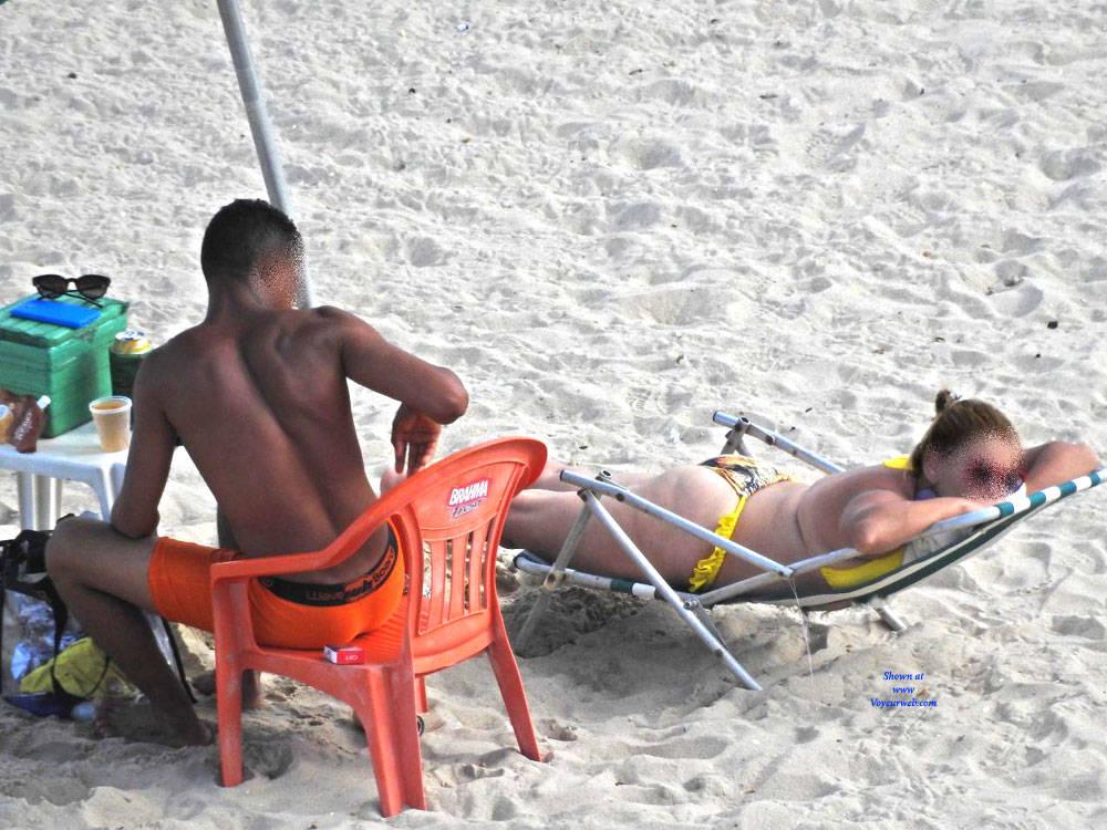 Pic #3 Ass From Janga Beach - Beach, Outdoors, Bikini Voyeur, Beach Voyeur
