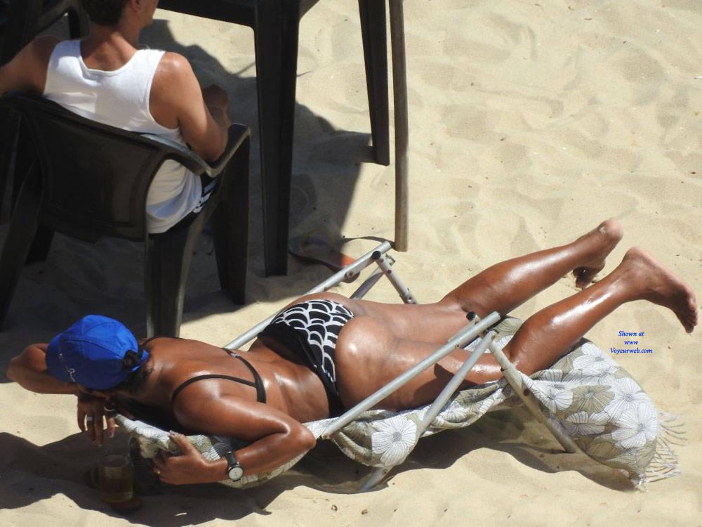Pic #5 Ass From Janga Beach - Beach, Outdoors, Bikini Voyeur, Beach Voyeur