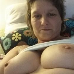 Medium tits of my ex-girlfriend - Camilla